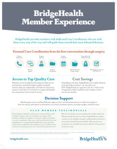 Member Experience Handout